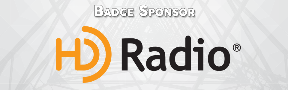 Badge Sponsor: HD Radio