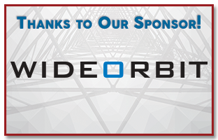 Thanks to our Sponsor WideOrbit