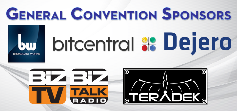 Thanks to our General Convention Sponsors!