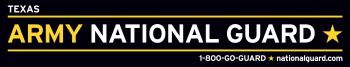 Texas Army National Guard logo