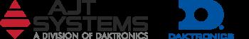 AJT Systems A Division of Daktronics logo