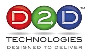 D2D TECHNOLOGIES logo