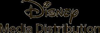 Disney Media Distribution logo