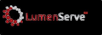 LumenServe logo