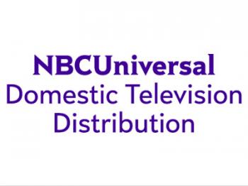 NBC Universal Domestic Television Distribution / Telemundo logo