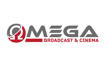 Omega Broadcast & Cinema, LP logo