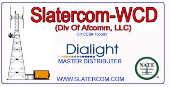 Slatercom-WCD logo