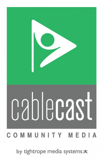 Cablecast Community Media by Tightrope Media Systems logo