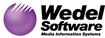 Wedel Software logo