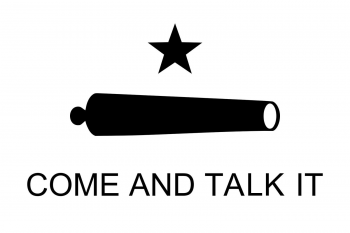 Come And Talk It logo