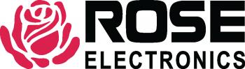 Rose Electronics logo