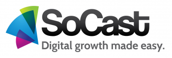 SoCast Digital logo