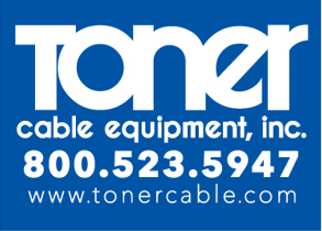 Toner Cable Equipment logo