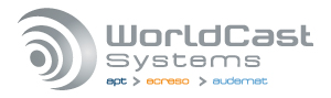 WorldCast Systems/WorldCast Connect logo