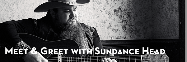 Meet & Greet BMI Artist Sundance Head at the Kick-Off Party