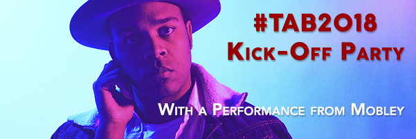 Join us at the Kick-Off Party, Aug. 1, for a performance by Mobley!