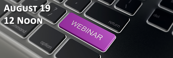 Upcoming Webinar - Free for TAB Members!