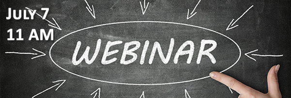 Don't Miss this FREE Webinar!